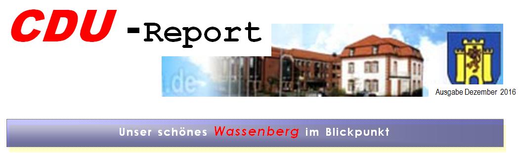 neue report